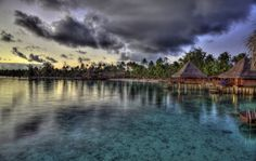 Rangiroa, French Polynesia   22 Stunning Under-The-Radar Destinations To Add To Your Bucket List In 2014