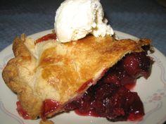 Cherry Pie Recipe - Food.com