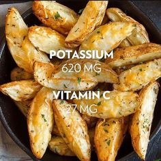 Are you a runner, walker, hiker, kayaker, soccer ball kicker, football thrower, basketball tosser, yoga poser, cycle spinner or like to pump iron in the gym? Consider potatoes for your next pre and post workout meal! Potatoes deliver the proper fuel for busy bodies with 26 grams of complex carbohydrates, 3 grams of protein, 2 grans of fiber, 620 mg of potassium, and 27 mg of Vitamin C! • • • 📸: Potato Goodness Potato Facts, Potato Health Benefits, Soccer Ball, Basketball, Potato Nutrition, Types Of Potatoes, Complex Carbohydrates, Post Workout Food