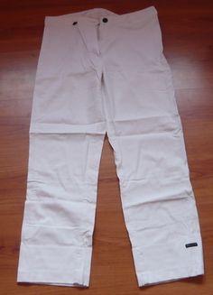 Kup mój przedmiot na #vintedpl http://www.vinted.pl/damska-odziez/rurki/8561207-biale-dlugie-spodnie