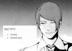 tg Tokyo Ghoul Kaneki Ken Tsukiyama Shuu ayato kirishima text post ...