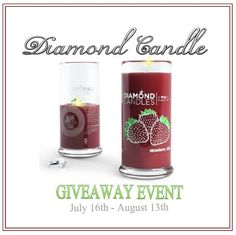 Diamond Candle Giveaway Event