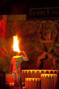 Hawaiian Luau, Kona Village Resort, Kona, HI USA by Rob Casey, via Flickr