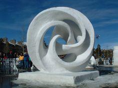 Cool Snow | Gonna Stuff a Chicken: Amazing Snow Sculptures