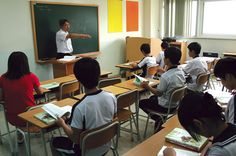 North Korea's education system consists of three main types of schools. These are, the general school system, and the last two are both for exceeding learners. Life In North Korea, South Korea, People Around The World, Around The Worlds, Weird Laws, Student Numbers, History Education, State Of The Union, Education System