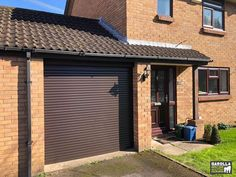 Whether you're wanting a sectional garage or are looking for roller doors for sale, we've got brilliant garage doors available. Click the link to see our sectional garage doors & roller doors. Garage Doors Uk, Brown Garage Door, Garage Door Rollers, Garage Door Paint, Garage Door Decor, Garage Door Makeover, Garage Door Design, Roller Doors, Roller Shutters