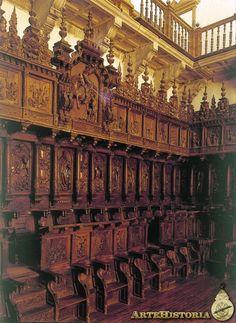 Inside Convento de San Martino Pinario, Santiago de Compostela