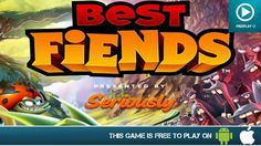 Best Fiends - Free On Android & iOS - Gameplay