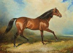 'Minoru', 1912, by James Lynwood Palmer (1867/8-1941)