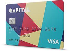 Qapital Visa Debit Card