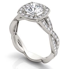1.48 Ct Princess Diamond Engagement Sterling Rings White Gold Plated Size K L Mn Discounts Sale Diamond