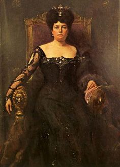 Maria Letizia (Bonaparte), Duchess of Aosta.  Great niece of the emperor, she married her maternal uncle, the former king, Amadeo I of Spain, only member of the house of Savoy to rule Spain, though he did so for only 3 years.