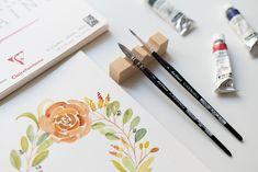 Watercolor Paintings, Inspiration, Watercolors, Watercolor Painting, Biblical Inspiration, Water Colors, Watercolour Paintings, Inspirational, Inhalation