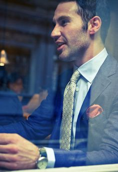 Suitsupply Online Store | Shop By Look - Spring/Summer 2013 - Look 5