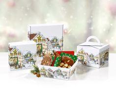 Ozdobne pudełka Świąteczne www.pakoteka.pl Gift Wrapping, Gifts, Gift Wrapping Paper, Presents, Wrapping Gifts, Favors, Gift Packaging, Gift