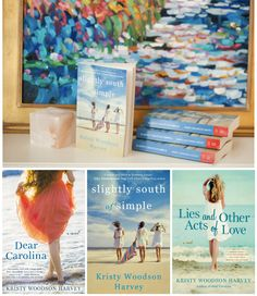 Kristy Woodson Harvey is a Southern gal who knows how to tell a story. Since her debut novel Dear Carolina in 2015, Harvey has been making a name for herself in the literary world. In 2016, her novel Lies and Other Acts of Love was chosen for a Romantic Times top pick, a Southern Booksellers [...]