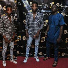 Best dressed friends at Tansian university award night party. #emmanuelsblog #ebfablook #fashion #styleblogger #ameriesblog