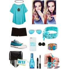 Başlıksız #15 by cansu-sakin on Polyvore featuring polyvore, moda, style, Calypso St. Barth, MANGO, Converse, J.J. Winters, Moschino, Topshop, Ray-Ban, Kate Spade, Lord & Berry, Davidoff and Alexandra Ferguson