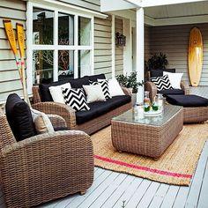 Furniture supplied by Super Amart, Australia! #superamart @superamart1 www.superamart.com.au #outdoorliving #outdoorfurniture