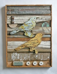 recycled wood composition; http://myloveforyou.typepad.com/
