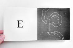 Alphabet–Grand Central by Tien-Min Liao, via Behance