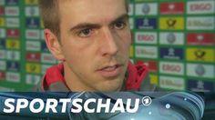 """""""Ich werde am Ende der Saison aufhören"""", Philipp Lahm macht im Sommer Schluss. Danke für alles, Champion!"""