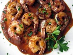Shrimp Mission Viejo - This recipe is a homage to the 25 years my wife and I spent in Southern California. During our time there we fell in love with the flavours of real Mexican food, this recipe combines those flavours to add a new dimension to one of our favourite seafoods, shrimp.  Click and comment