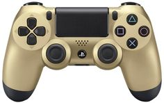 Sony PlayStation DualShock 4 - Gold (Amazon Exclusive) (PS4): Amazon.co.uk: PC & Video Games