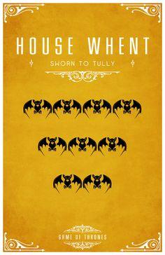 Murciélagos de la Casa Whent