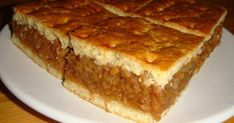 Hungarian Desserts, Hungarian Cuisine, Hungarian Recipes, Hungarian Food, Cake Recipes, Dessert Recipes, Sweet Pastries, Eat Dessert First, Food Cakes