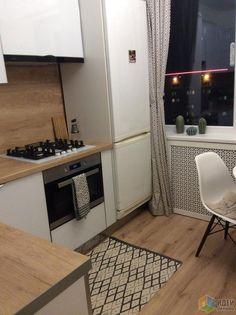 Здравствуйте! Пишу первый раз, надеюсь строго судить не будете. Хочу представить Вам свою кухню, 6,5 кВ.м. Не самая маленькая, но все же. Выбор цвета кухонной мебели долго передо мной не стоял, помещение маленькое, а потому кухня должна...
