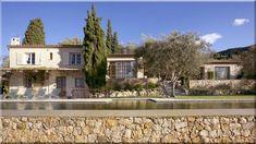 mediterrán villa medencével (Luxuslakások és házak)