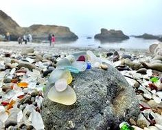 Image result for sea glass beach
