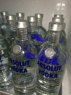 Find images and videos about party, drink and drunk on We Heart It - the app to get lost in what you love. Absolut Vodka, Smirnoff, Lets Get Drunk, Getting Drunk, Alcohol Bottles, Vodka Bottle, Teen Drinks, Alcohol Aesthetic, Bad Girl Aesthetic