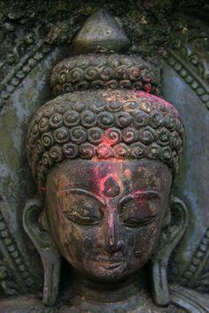 buddhabe:  Buddha in Kathmandu