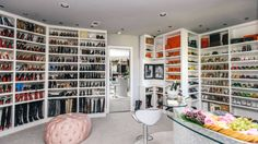 Theresa Roemer's 3000 Square Foot Stunner Closet - Google Search