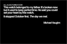 "Vaughn tells Sydney - Episode ""The Passage part1"" Season 2"