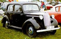 Vauxhall 10 – 1937
