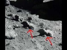 NASA This is why we never returned to moon! / top secret pictures about moon 2017 NEW! Vol 2 - YouTube