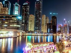 Where to Go in 2016: Dubai >> http://www.travelchannel.com/interests/hot-topics/photos/where-to-go-in-2016/page/4?soc=pinterest