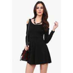 Stef Little Black Dress