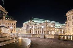 State Opera House, Vienna, Austria