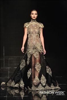 Philipp Tampus | Philippine Fashion Week Holiday 2012