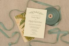 DIY Tutorial: How to Back Invitations with Patterned Paper via Oh So Beautiful Paper