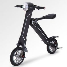 Lehe E.T. K1 schwarz eMobility eScooter