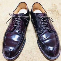 2018/03/11 18:50:38 sagittarius.man #alden #オールデン #aldenshoes #54321 #cordovan #コードバン #革靴 #leathershoes #shoes #靴 #あしもと倶楽部 #おしゃれさんと繋がりたい