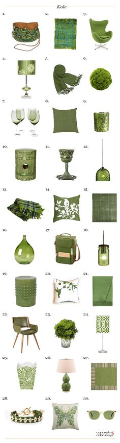 pantone kale, interior design product roundup, get the look, interior styling ideas, interior design ideas, olive green, moss green, forest green