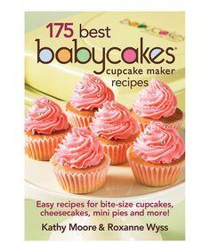 175 Best Babycakes Cupcake Maker Recipes Paperback #zulily #zulilyfinds
