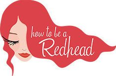 How to be a Redhead logo