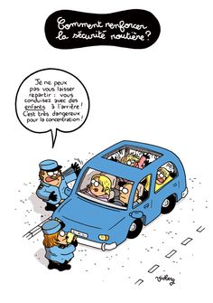 Comment renforcer la sécurité routière ?